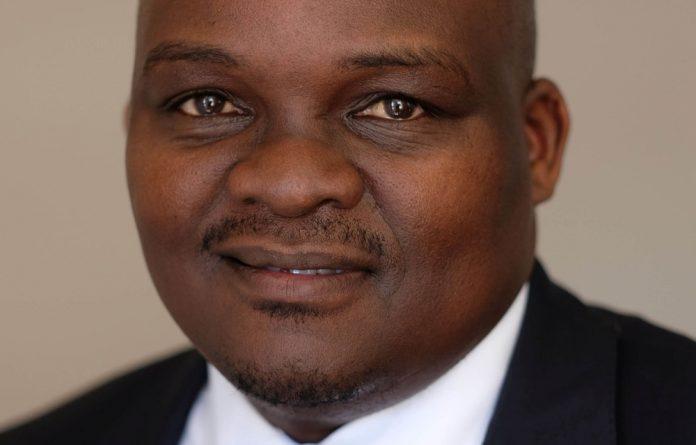Implicated: Rail Safety Regulator chief executive Nkululeko Poya