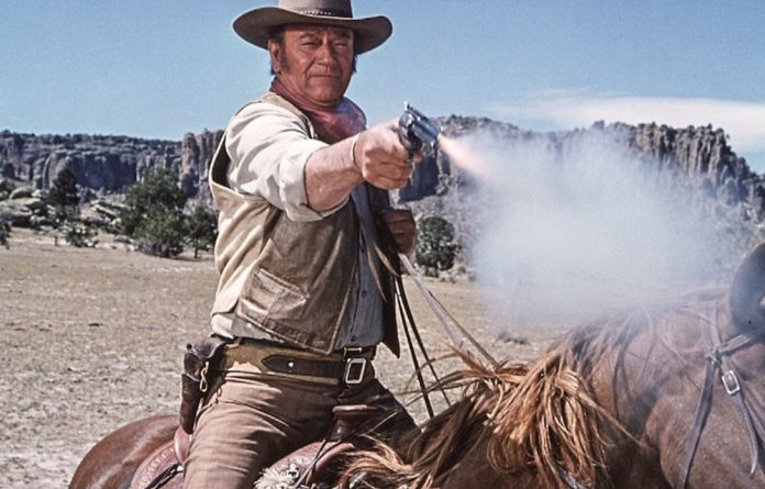 From the days of American actor John Wayne