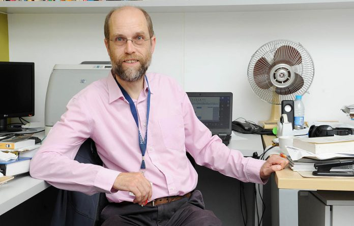 Professor Martin Witteberg