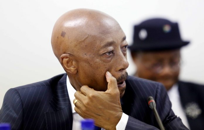 Moyane was suspended on March 19 in a letter by Ramaphosa