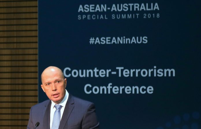Peter Dutton says he has been inundated with messages of support since he signalled his intent.
