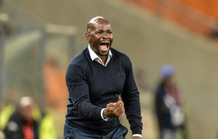 Steve Komphela's return to his Free State roots has been a success so far
