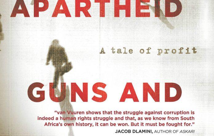 Apartheid Guns and Money: A Tale of Profit by Hennie van Vuuren