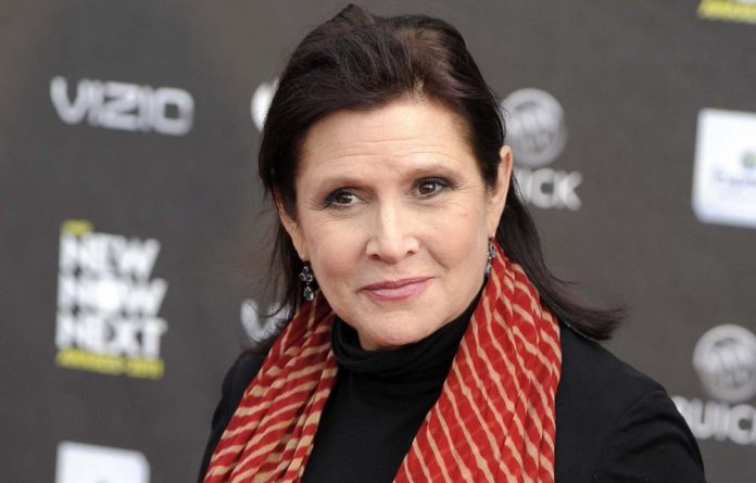 Carrie Fisher has confirmed she will reprise her role as Princess Leia in the new series of Star Wars films being planned by Disney.