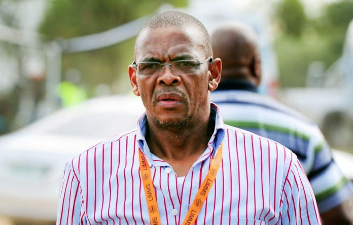Free State Premier Ace Magashule.