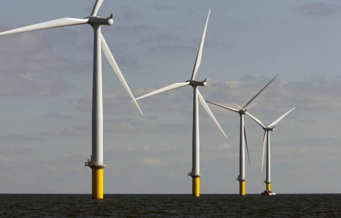 Massive increases in wind and solar power are needed to prevent catastrophic global warming.