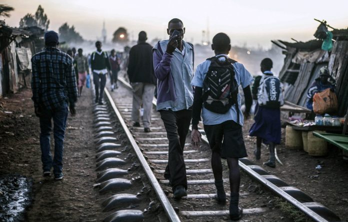 Unplanned: Youths in the informal settlement of Kibera
