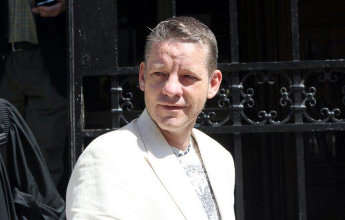 Former Fidentia boss J Arthur Brown.