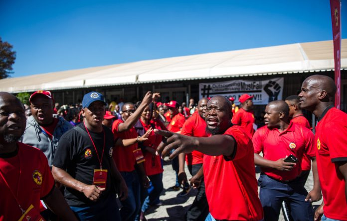 Saftu leaders are confident that a number of Cosatu-affiliated unions will join them.