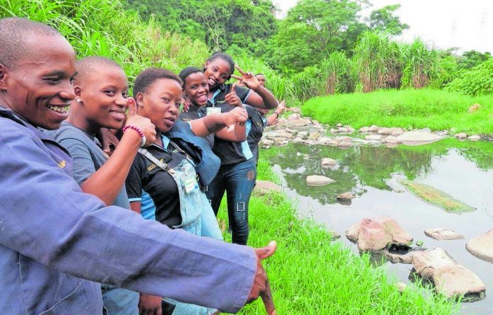 The Aller River project has been a resounding success
