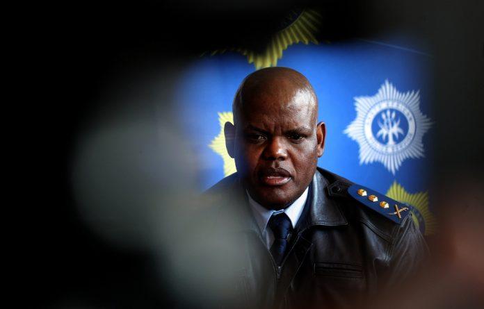 Former acting police commissioner Khomotso Phahlane.