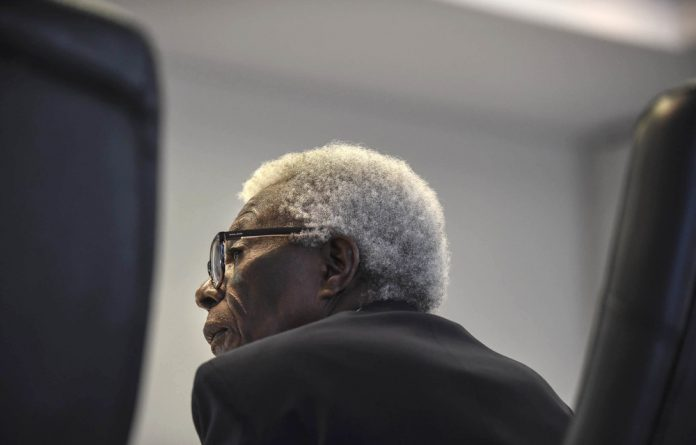 A judge may only be impeached if the Judicial Service Commission has found him guilty of gross misconduct.