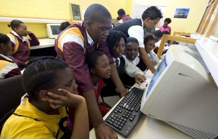 Basic computer skills are essential for youths to take their proper place in the economy.