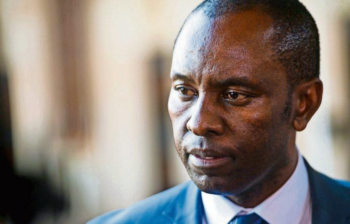 New Mineral Resources Minister Mosebenzi Zwane.