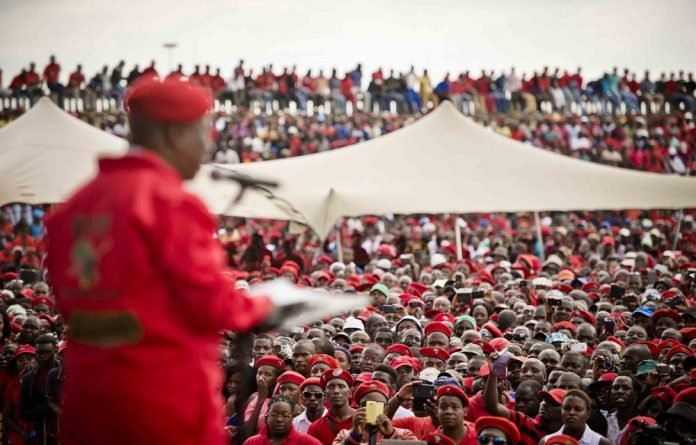 Wednesday was D-day for SA's political parties
