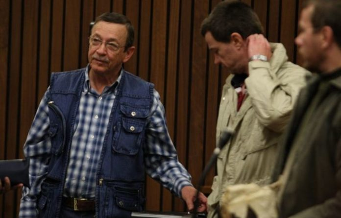 Two of the boeremag accused