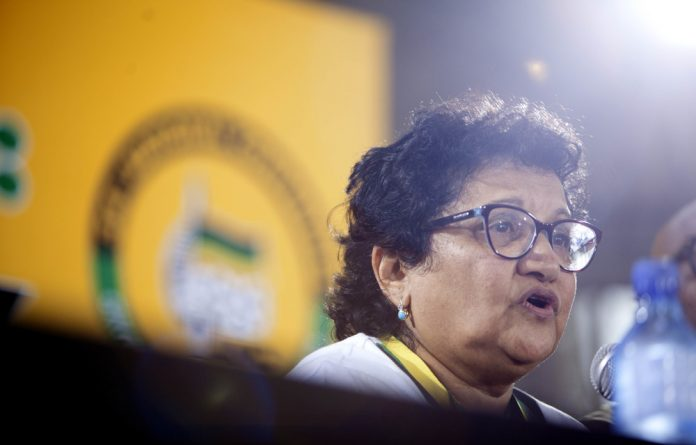 Duarte: It  is important that we [NEC] have a clear decision that will guide everyone