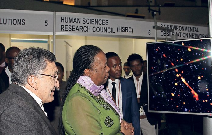 Science and Technology Minister Naledi Pandor breaks down the latest budget for the department.
