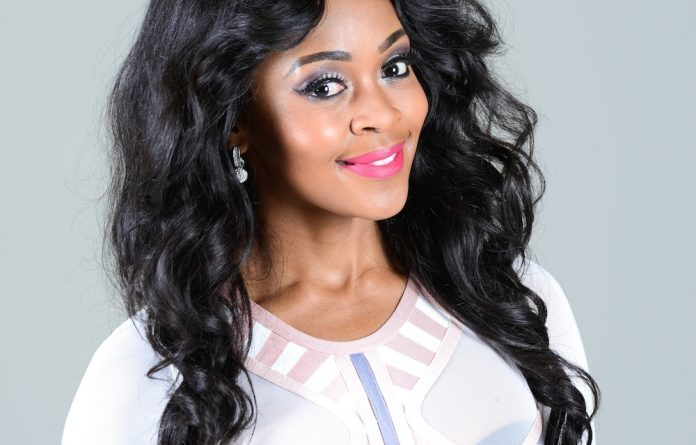 Thembi Seete in 'The Gift'.