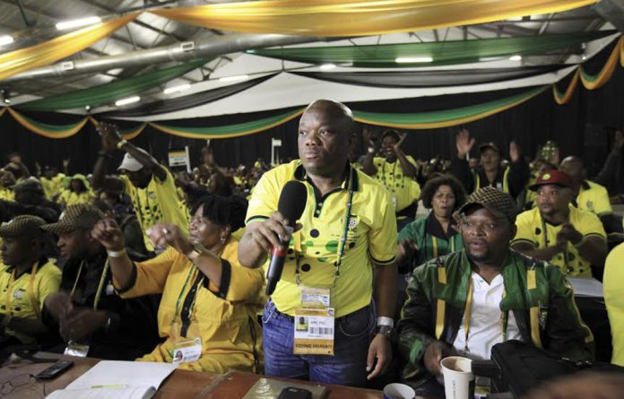 Man to watch: ANC KwaZulu-Natal chair Sihle Zikalala faces the difficult task of uniting the fractured party in this 'kingmaker' province.