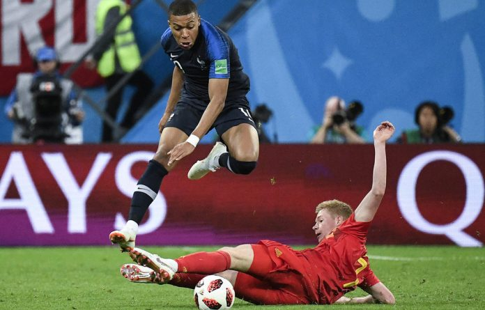France's Kylian Mbappe could carry the world champions into the Nations League finals.