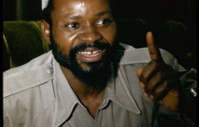 Former Mozambican President Samora Machel died in a plane crash on October 19 1986.