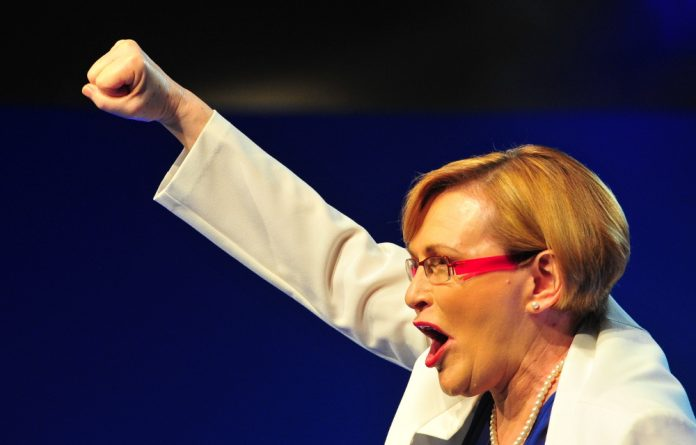 There is nothing surprising about Western Cape Premier Helen Zille's tweets