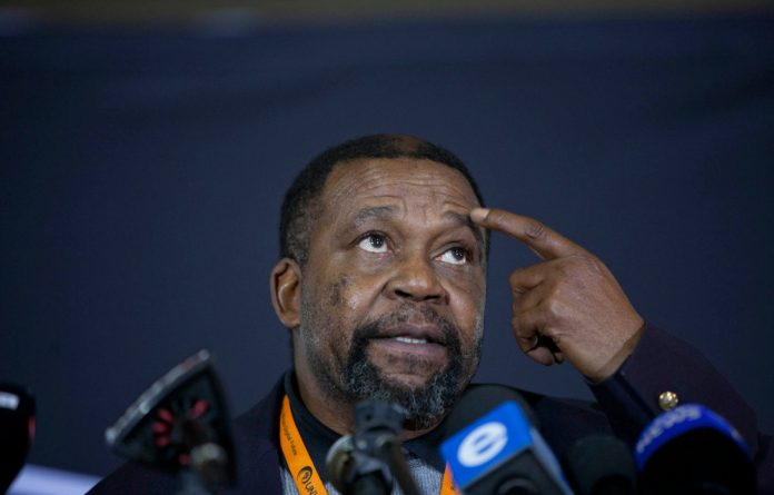 Joel Netshitenzhe was attacked by Jacob Zuma's backers. The commission outcome was changed to read that although the ANC does not believe that monopoly capital is limited to white people