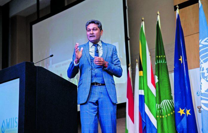 Swashbuckling creativity: Sipho Mbule