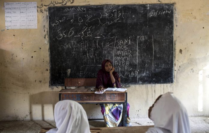 Child marriage is common in northern Nigeria