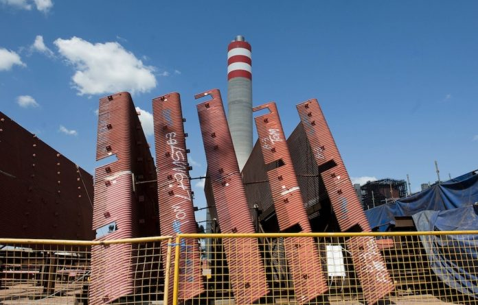 Over budget and behind schedule: The Medupi coal-fired power station