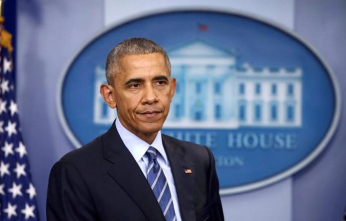 United States President Barack Obama has sought to ensure a smooth transition of power despite major policy differences with his successor.