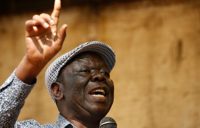 The veteran Zimbabwean opposition leader was battling colon cancer.
