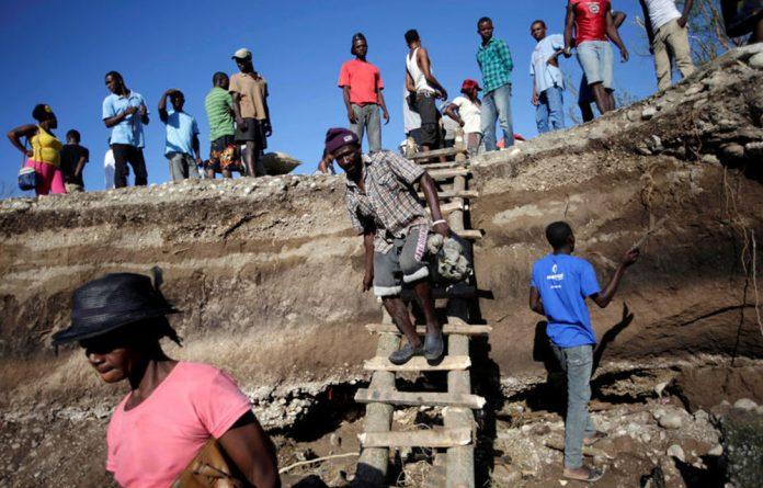 Haiti's official Hurricane Matthew death toll is 336
