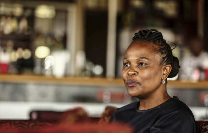 Newly appointed Public Protector Advocate Busisiwe Mkhwebane took over from Thuli Madonsela on Saturday.