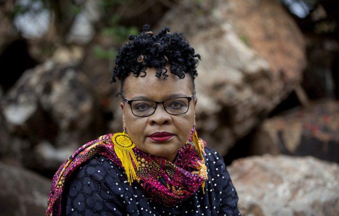 Sibongile 'Promise' Khumalo claims that