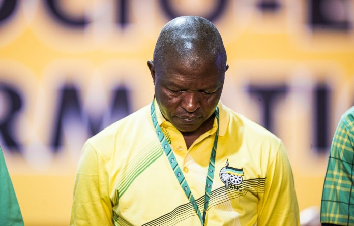 The order against Mabuza was granted in the Carolina Magistrate's court on Wednesday and served on the premier's office on the same day.