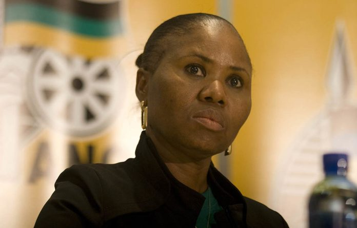 Lindiwe Zulu has ?said although she had no knowledge that Nhlanhla Nene was going to be sacked as finance minister
