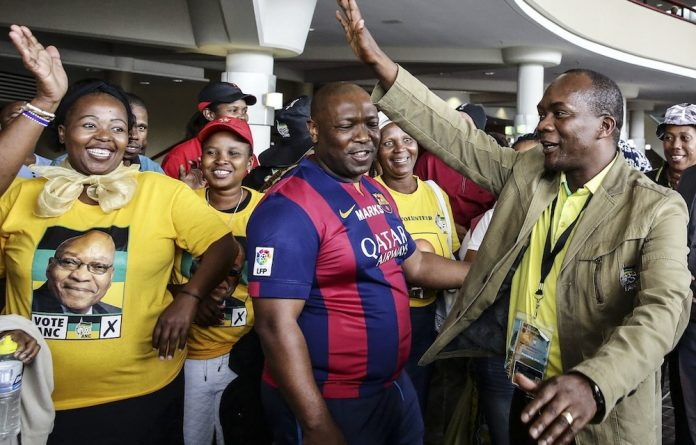Outgoing: eThekwini mayor James Nxumalo