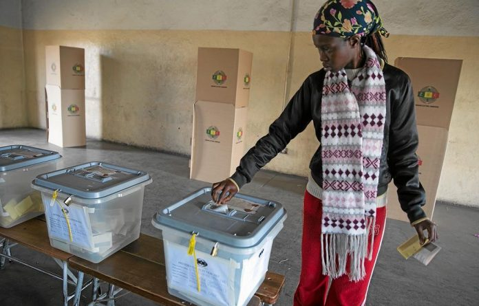 The courts will this week hear Morgan Tsvangirai's challenge to the election results.