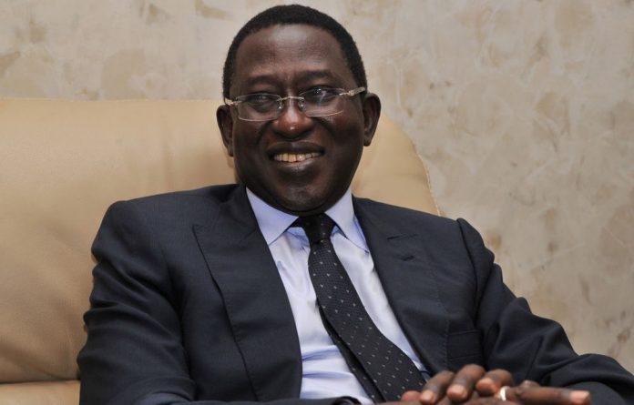 Ibrahim Boubacar Keita.