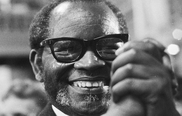 OR Tambo would have been 100 this year