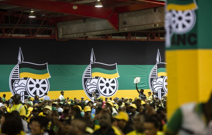 """The ANC has not emerged from the conference as a more """"radical"""" party."""