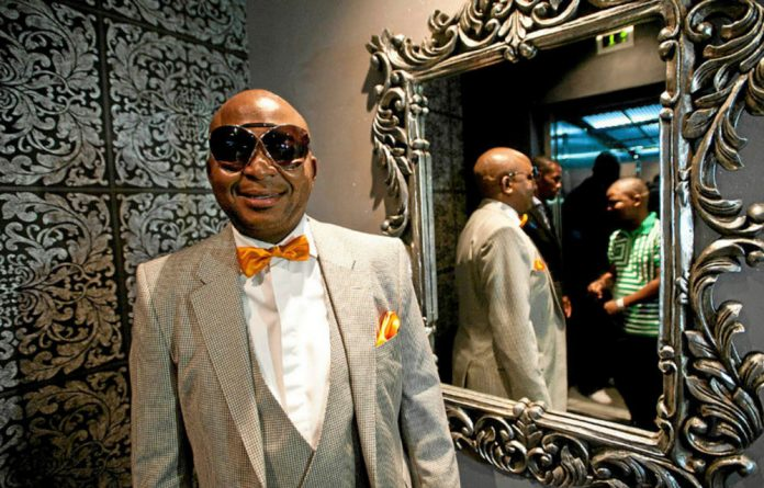 Kenny Kunene is funding a news website which he says will challenge white media ownership. But