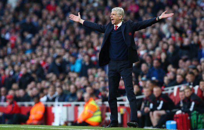 His own man: Arsène Wenger