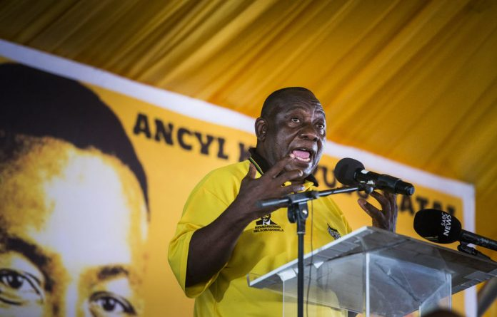 ANC President Cyril Ramaphosa says the party is focused on building unity and organisational renewal.