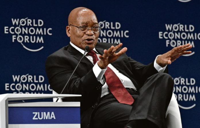 No 'Team SA': Analysts say the business community's trust in President Jacob Zuma's government is at an all-time low.