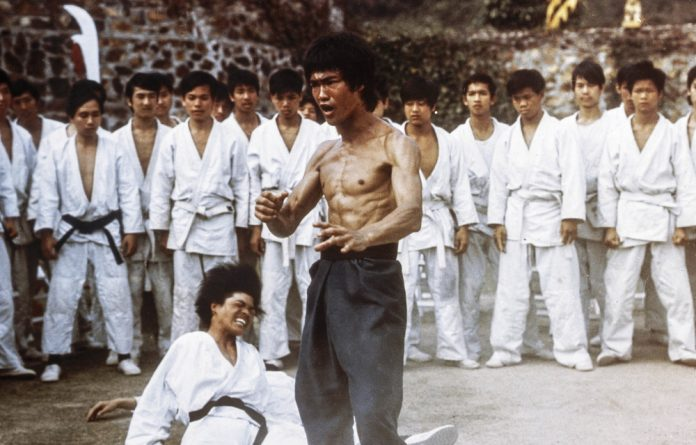 Dragon energy: Kung-Fu legend Bruce Lee was an icon of the martial arts boom