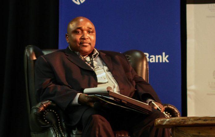 Economic Freedom Fighters commander-in-chief Julius Malema.