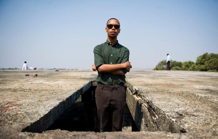 Writer-musician Nakhane Toure.